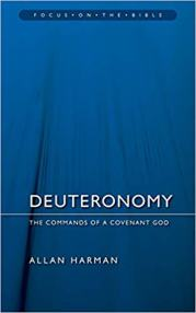 deuteronomy bible commentary harman