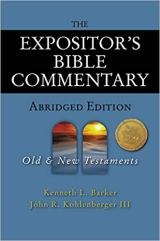 expositors bible -commentary series