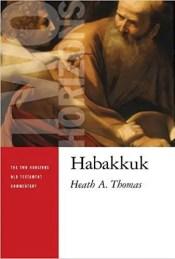 habakkuk bible commentary thomas