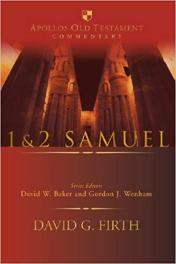 samuel bible commentary firth