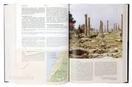 ESV aracheological study bible