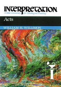acts interpretation commentary
