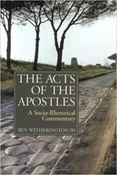 Acts commentary by Ben Witherington