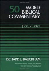 Peter Jude commentary by Richard Bauckham