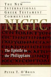 Philippians commentary by Peter O'Brien