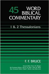 1-2 Thessalonians commentary by F.F. Bruce