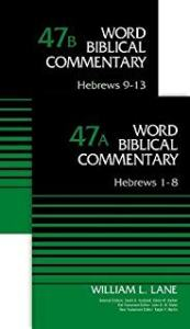 Hebrews commentary by James Dunn