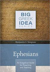 Ephesians commentary by Benjamin Simpson