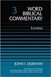 Exodus commentary by John Durham