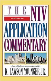 Judges, Ruth commentary by K. Lawson Younger