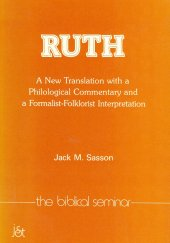 Ruth commentary by Jack Sasson