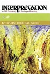 Ruth commentary by Katherine Doob Sakenfeld
