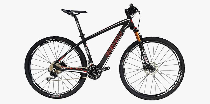 BEIOU Carbon Fiber 650B Mountain Bike Review