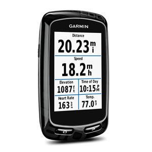 Garmin Edge 810 GPS Bike Computer Review