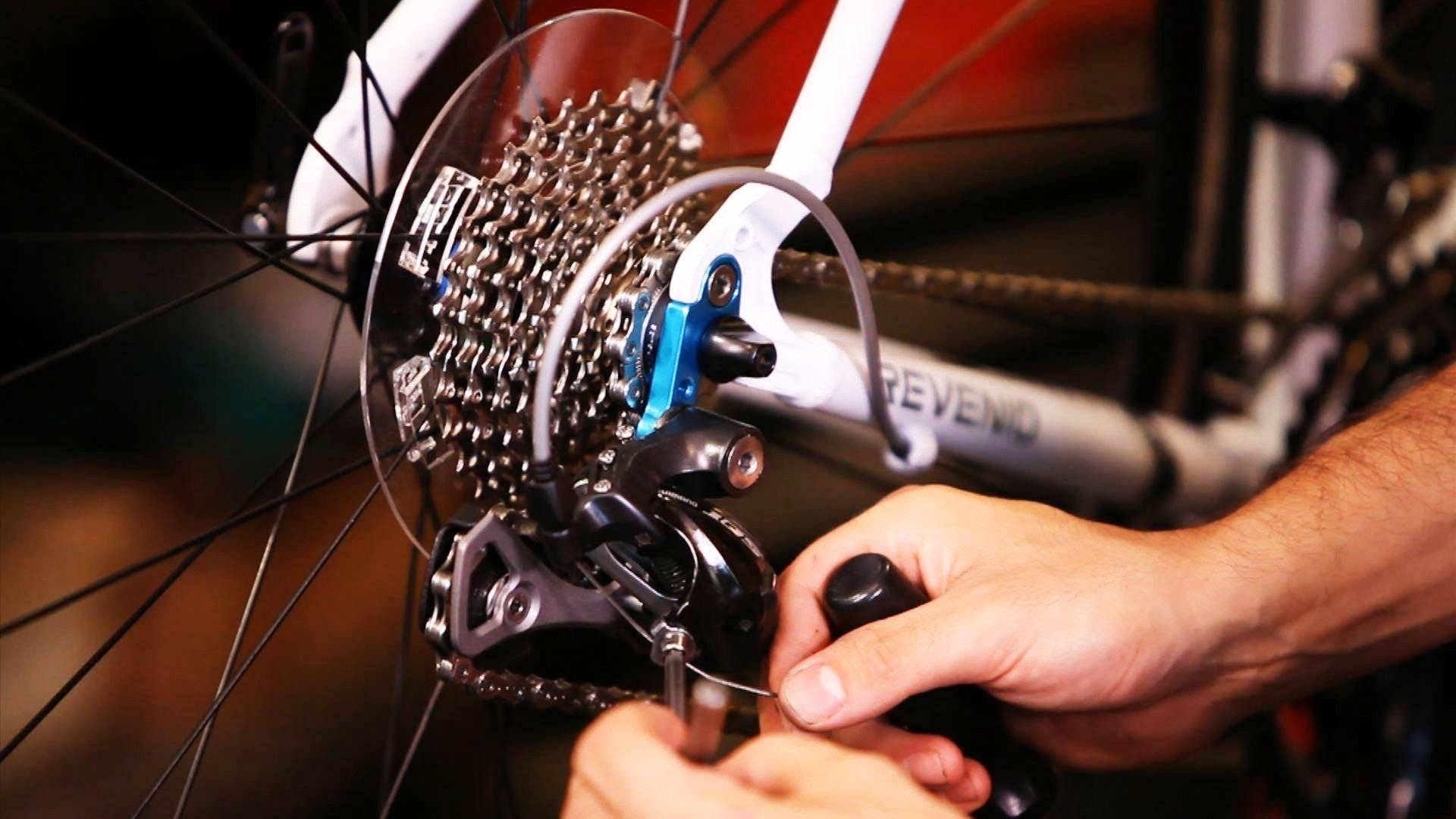 Gears and Derailleurs Adjustments