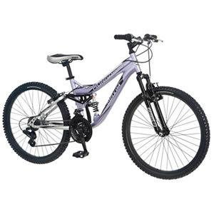 Mongoose Girl's Maxim Full Suspension Bicycle Review