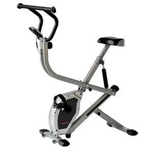 Sunny Health & Fitness SF-B2620 2-in-1 Upright Exercise Bike