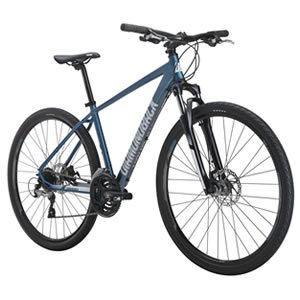 Diamondback Bicycles Trace Sport Dual Sport Bike Review