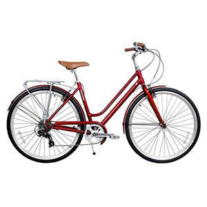 Gama Bikes Women's Metropole Step-Thru Road Bicycle