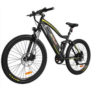 Addmotor HITHOT Electric Mountain Bike For Men With 500W 48V 11.6Ah Battery Review