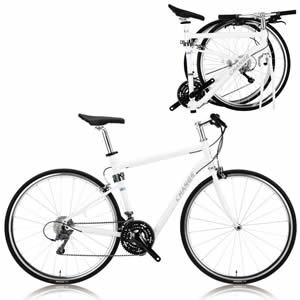 CHANGE Lightweight Full Size Road Folding Bike Review