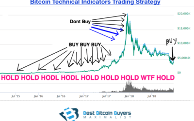 """Buying Bitcoin at the """"Right Price"""" for Beginners"""