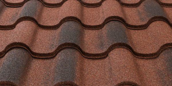 decra villa stone coated metal tile