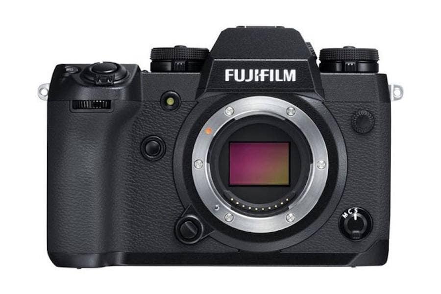 Rilasciata la versione 2.12 dell'aggiornamento del firmware Fujifilm X-H1
