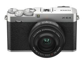 Fujifilm X-E4 in magazzino e spedizione
