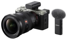 Sony annuncia il microfono wireless ECM-W2BT e il microfono lavalier stereo compatto ECM-LV1