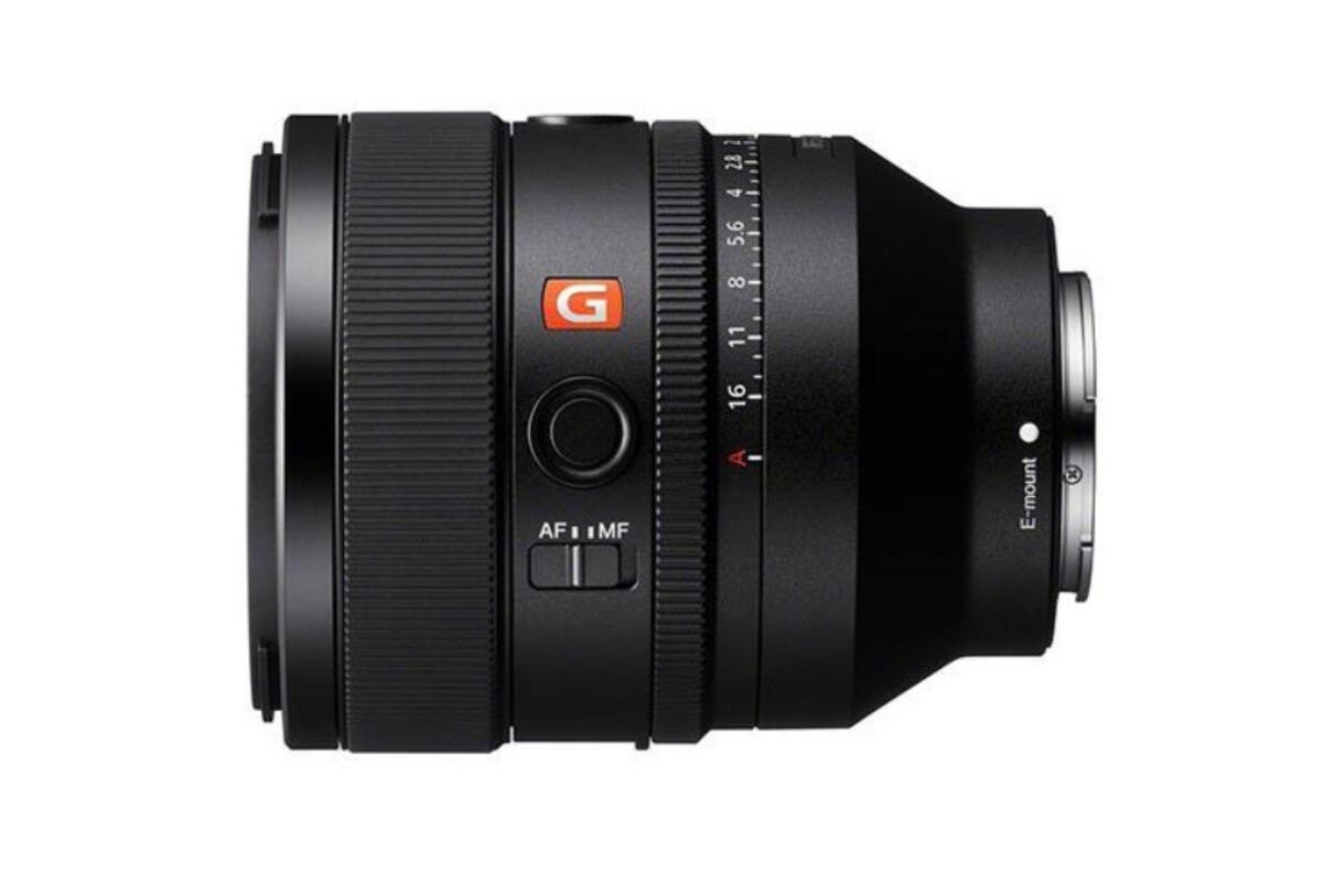 Annunciato obiettivo Sony FE 50mm f / 1.2 GM, prezzo $ 1.998
