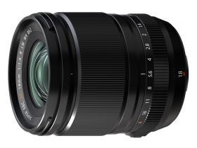 Obiettivo Fujifilm XF 18mm f/1.4 R LM WR ora disponibile
