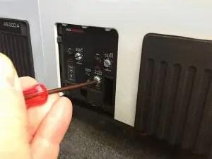 Preamp Voltage
