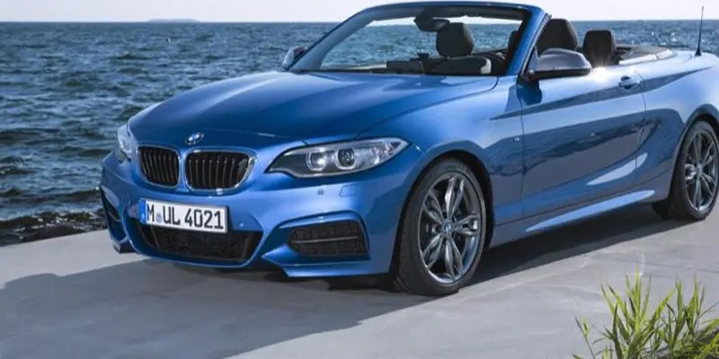 2017 BMW M240i Convertible. A Touch of M in a Perfect-Sized Package