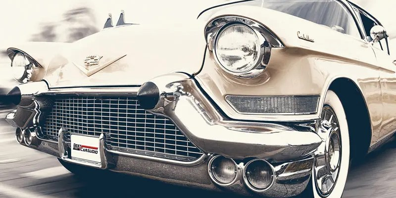 7 things to Consider When Improving Your Classic Car Audio