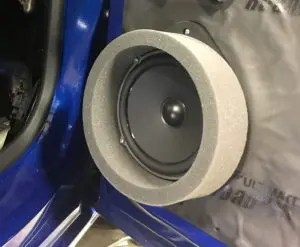 OEM Audio Upgrade