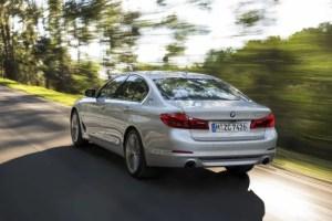 2018 BMW 530e