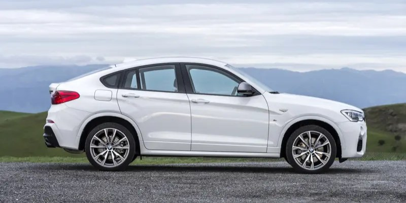 2019 BMW X4 M40i.  The Ultimate Activity Machine