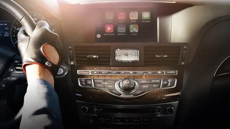 Apple CarPlay Navigation