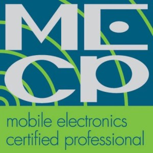 Mobile Electronics Certified Professional