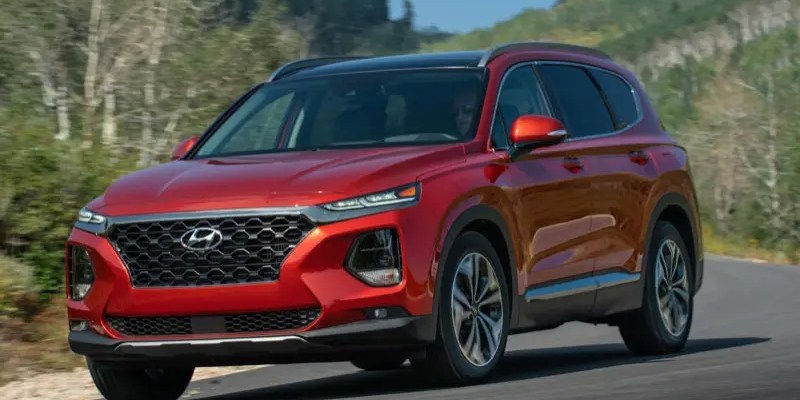 2019 Hyundai Santa Fe SEL Plus.  Moving Cargo and People!