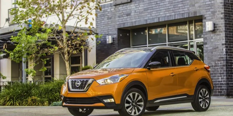 2019 Nissan Kicks SR.  Pumped Up Kicks!