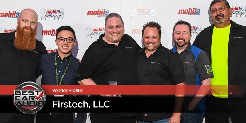 Mobile Enhancement Vendor Profile: Firstech LLC.