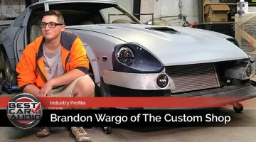 Brandon Wargo