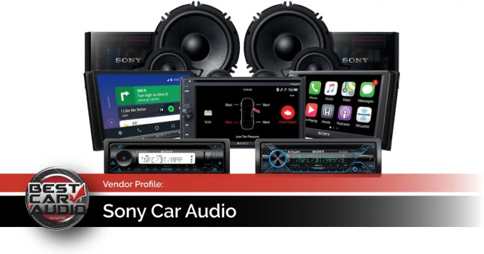 Sony Car Audio