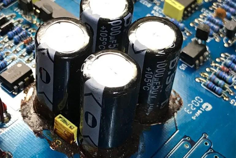 Car Audio Amplifier