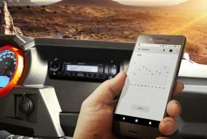 Sony MEX-M72BT