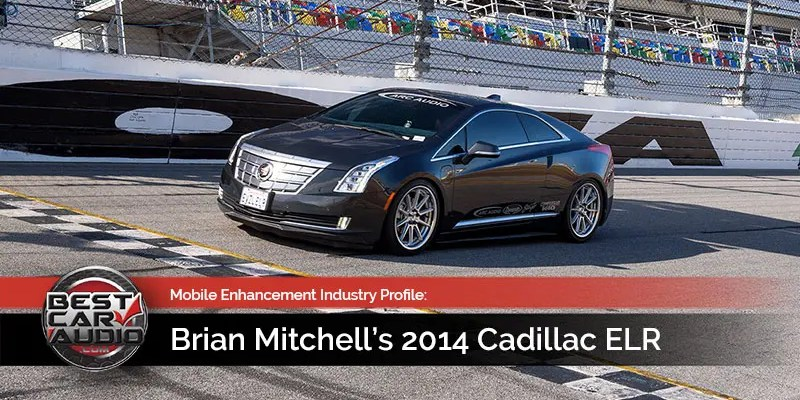 Mobile Enhancement Installation Profile: 2014 Cadillac ELR