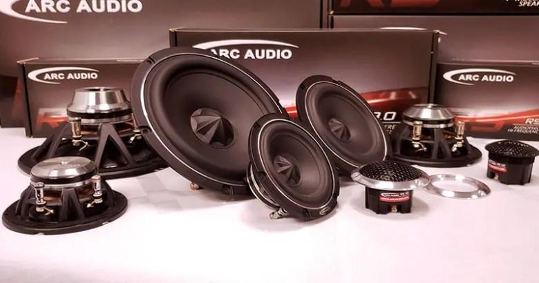 ARC Audio RS Speaker