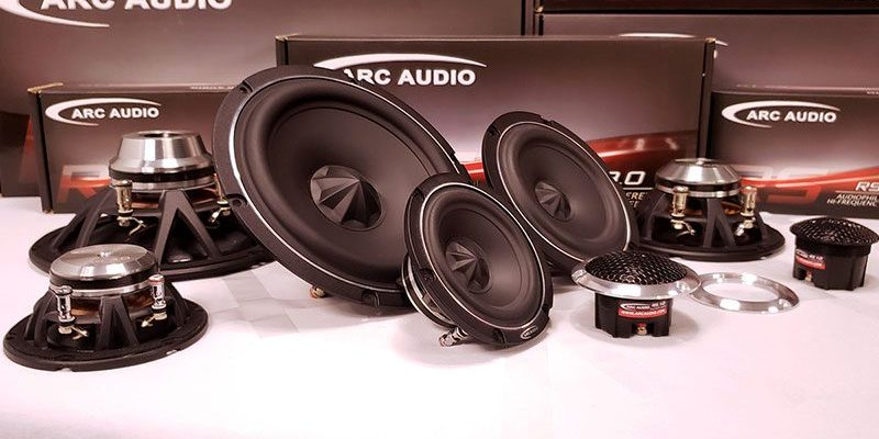 Product Spotlight: ARC Audio RS Series Speakers